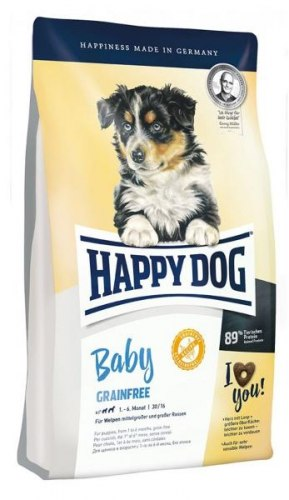 Сухой корм Happy Dog Baby Grainfree 10 кг