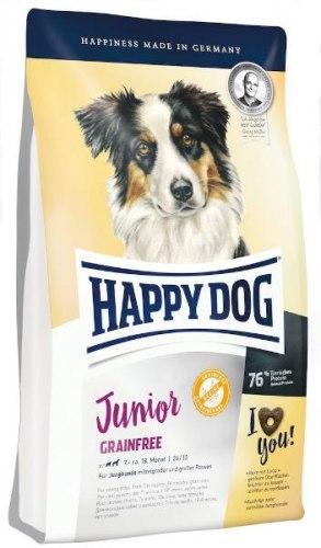 Сухой корм Happy Dog Junior Grainfree 10 кг