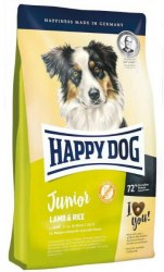 Сухой корм Happy Dog Junior Lamb and Rice 4 кг