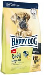 Сухой корм Happy Dog Baby Giant Lamb and Rice 4 кг