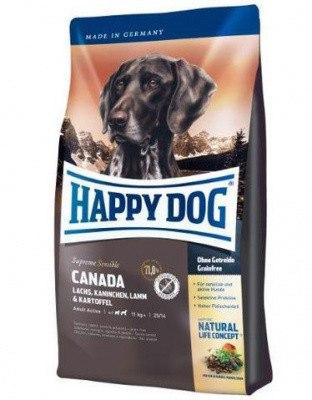 Сухой корм Happy Dog Sensible Canada 12,5 кг