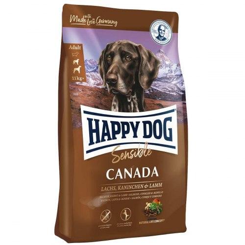 Сухой корм Happy Dog Sensible Canada 4 кг