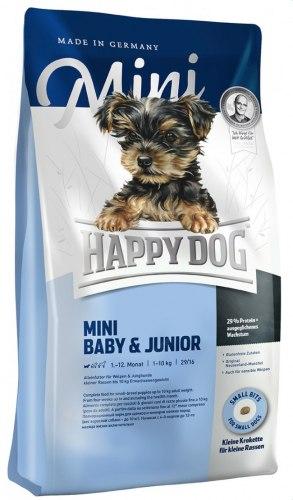 Сухой корм Happy Dog Mini Baby & Junior 4 кг