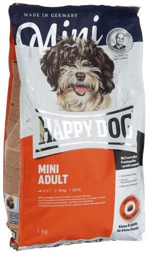 Сухой корм Happy Dog Mini Adult 8 кг