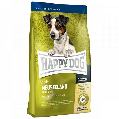 Сухой корм Happy Dog Mini Neuseeland 8 кг