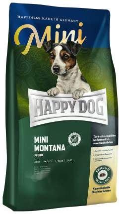 Сухой корм Happy Dog Mini Montana 4 кг