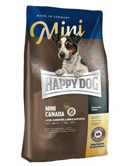 Сухой корм Happy Dog Mini Canada 4 кг