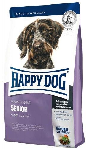 Сухой корм Happy Dog Senior 12,5 кг