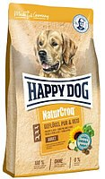 Сухой корм Happy Dog NaturCroq Geflügel Pur & Reis (Птица и рис) 15 кг