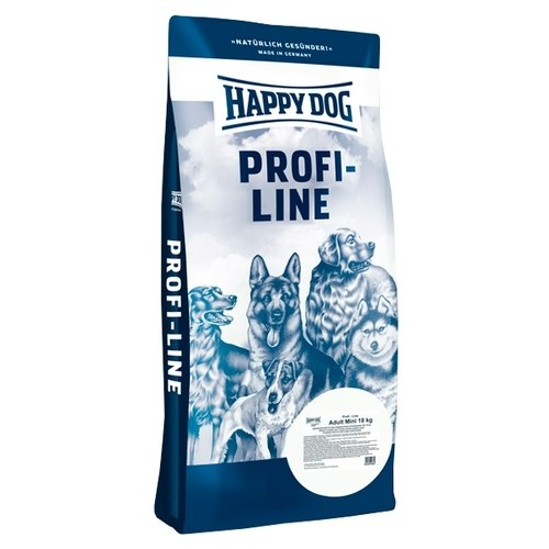 Сухой корм Happy Dog Profi-Line Adult Mini 18 кг