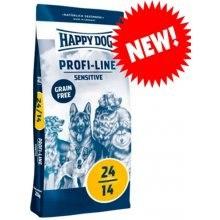 Сухой корм Happy Dog Profi-Line Krokette 24 / 14 Sensitive Grainfree