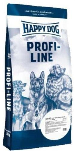 Сухой корм Happy Dog Profi Krokette 26 / 20 Gold Power - gluten-free 20 кг