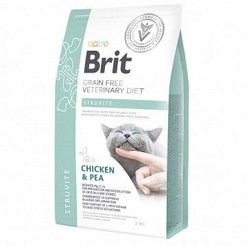 Сухой корм Брит VDC Struvite 0,4 кг