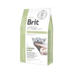 Сухой корм Брит VDC Diabetes 0,4 кг