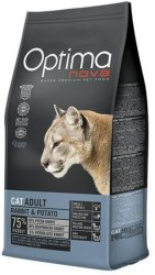 Сухой корм Optimanova CAT ADULT RABBIT 8 кг