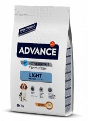 Сухой корм Advance Dog Medium Light 3 кг