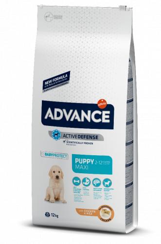 Сухой корм Advance Dog Puppy Protect Maxi 12 кг