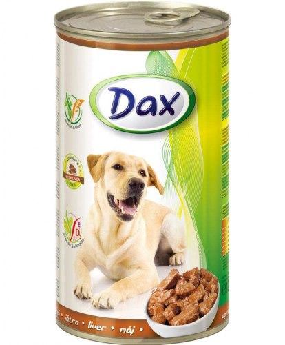 Консерва В НАЛИЧИИ Dax с печенью, 1240г