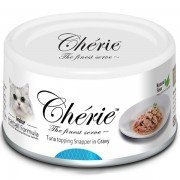 Консерва Pettric Cherie Hairball Formula Тунец с люцианом 12*80г