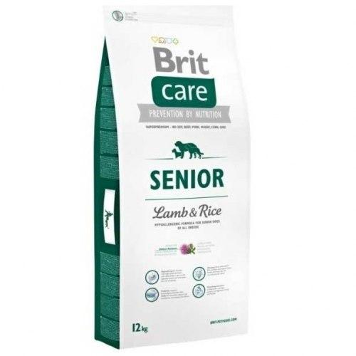 Сухой корм Брит 12кг Care Senior All Breed