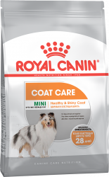 Сухой корм Royal Canin Mini Coat Carе 3 кг