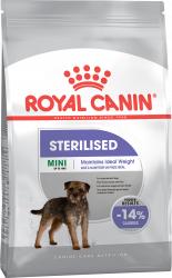 Сухой корм Royal Canin Mini Sterilised 3 кг