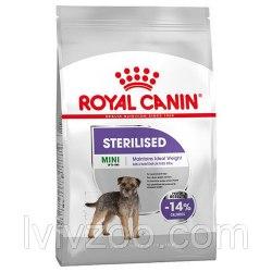 Сухой корм Royal Canin Mini Sterilised 8 кг