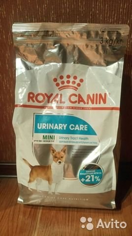 Сухой корм Royal Canin Mini Urinary Care 3 кг