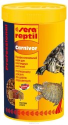 Корм Sera для водных черепах Reptil Profess Carnivor 30 г