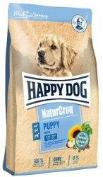 Сухой корм Happy Dog NaturCroq Puppy 4кг