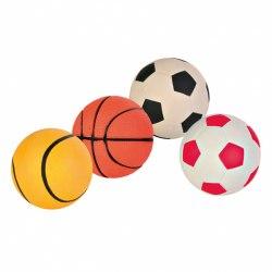 Игрушка В НАЛИЧИИ TRIXIE Мяч, вспененная резина, диам.5,5 см