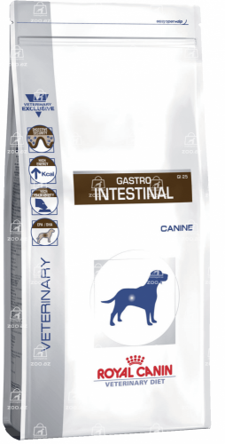 Сухой корм Royal Canin GASTRO INTESTINAL CANIN, НА РАЗВЕС 100 г