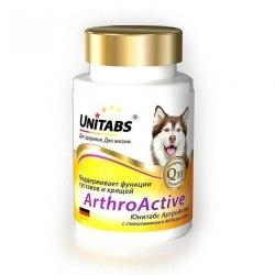 Витамины Unitabs ArthroActive с Q10 для собак