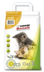 Наполнитель S.Benek Corn Cat 14 л