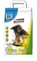 Наполнитель S.Benek Corn Cat Морской бриз 25л