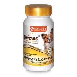Витамины Unitabs BrewersComplex с Q10 для мелких собак