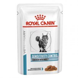 Консерва Royal Canin Sensitivity Control Feline 85г/1шт