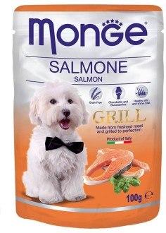 Консерва Monge Dog Grill Salmon 100 г