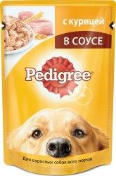 Консерва Pedigree® с курицей в соусе, 100г