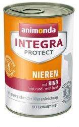 Консерва Animonda Integra Protect, для собак при заболеваниях почек, 400г