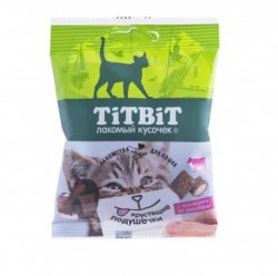 Лакомство TiTBiT для кошек 30 г