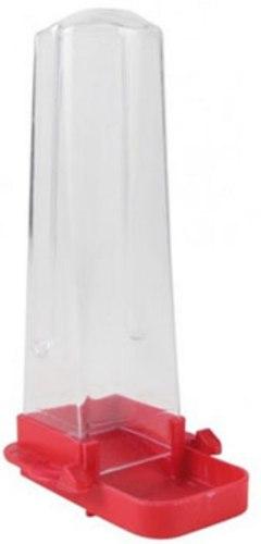 Поилка TRIXIE для птиц, пластик, 100 мл/13 см