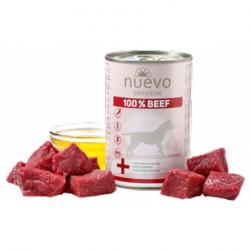 Консерва Nuevo Senitive с говядиной, 400г