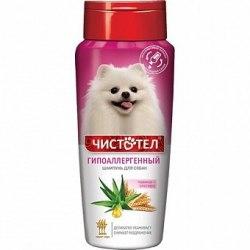 Шампунь Чистотел гипоаллергенный для собак, 270 мл