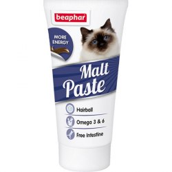 Мальт-паста В НАЛИЧИИ Beaphar Malt-paste, 25г