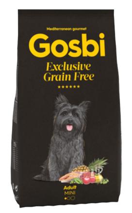Сухой корм Gosbi GRAIN FREE ADULT MIN 7 кг