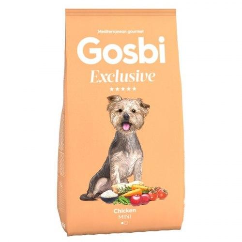 Сухой корм Gosbi EXCLUSIVE CHICKEN MINI 7 кг