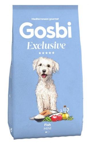 Сухой корм Gosbi EXCLUSIVE FISH MINI 2 кг