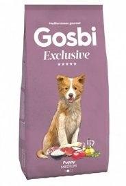 Сухой корм Gosbi EXCLUSIVE PUPPY MEDIUM 3 кг