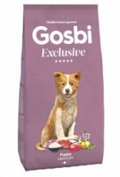 Сухой корм Gosbi EXCLUSIVE PUPPY MEDIUM 3 кг
